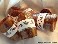 Cinnamon Vanilla Peach Fruit Leather (raw, vegan, nut-free)Nouveau Raw