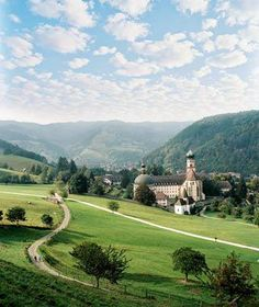 Staufen im Breisgau, Germany, on the edge of the Black Forest, a 75-minute drive from Strasbourg