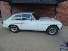 Not just £100k cars, here's a nice #MGB going through a 'normal' restoration with Frontline