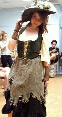 Les Miserables Costume #Lovely Lady