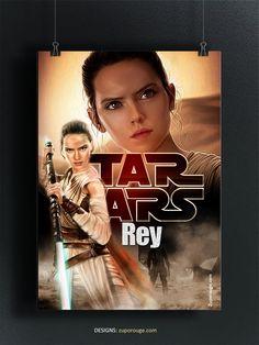 Starwars, Geek Stuff, Movie Posters, Movies, Art, Geek Things, Art Background, Film Poster, Films