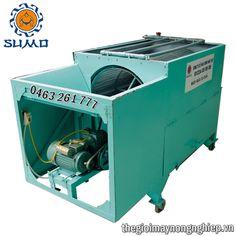 Máy rửa củ nông sản SUMO | Máy rửa củ nghệ | Máy rửa vỏ khoai
