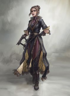 ArtStation - Dawn, Stephen Garrett Rusk