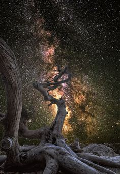 Atavyros, Greece. Nights by Stergos Skulukas - Photo 133307813 - 500px