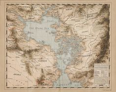 ELYDEN - worldbuilding, cartography and conlanging in the world of Elyden: A Map of Venthir and Tzallrach Fantasy Map Making, Fantasy World Map, Fantasy Places, Fantasy Rpg, Antique Maps, Vintage World Maps, Imaginary Maps, Map Icons, Map Design
