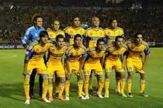 Tigres UANL goleó 4-0 al Real Estelí de Nicaragua, en la Liga de Campeones de Concacaf.