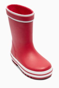 Buy Red Wellies (Younger Boys) online today at Next: United States of America