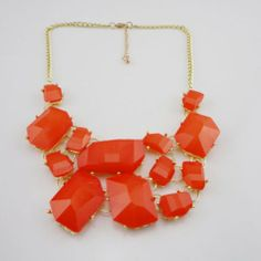 Wiipu Wholesale Fashion Exquisite Jelly Color Pendants Charm Necklace red (C588) wiipujewelry,http://www.amazon.com/dp/B00E86QY7U/ref=cm_sw_r_pi_dp_7Rx1sb02DEPCR7ZQ