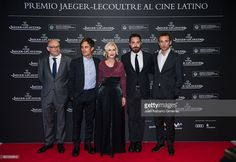 Jose Luis Rebbordinos, Gael Garcia Bernal, Mercedes Moran, Pablo Larrain and…
