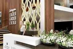 Address Hotel, Behance, Mirror, Architecture, Gallery, Projects, Check, Furniture, Design