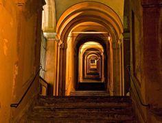 Bologna, Il Portico di San Luca, da Festa Internazionale della Storia