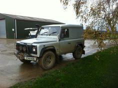 Our defender Land Rover special vehicles Defender Td5, 1968 Dodge Charger, Mopar, Vehicles, Car, Vehicle, Tools