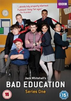 ABC orders pilot for adaptation of U.K. comedy 'Bad Education' | TheCelebrityCafe.com