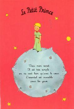 Le petit prince: à lire et relire.                                                                                                                                                                                 Plus