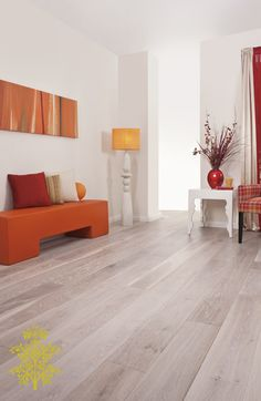 Grand Oak Timber Flooring: Mink Grey House Show Grey Houses, Floor Colors, Grey Oak, Timber Flooring, Modern Colors, Indoor, House Design, Contemporary, Interior Design