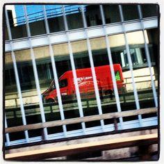 #reflection #van #windows #parcelforce #instagram #iphoneography #reflection #van #windows #parcelforce #instagram #iphoneography