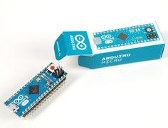 Arduino Micro with Headers – 5V 16MHz – (ATmega32u4 – assembled)
