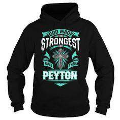 I Love PEYTON PEYTONYEAR PEYTONBIRTHDAY PEYTONHOODIE PEYTON NAME PEYTONHOODIES  TSHIRT FOR YOU Shirts & Tees