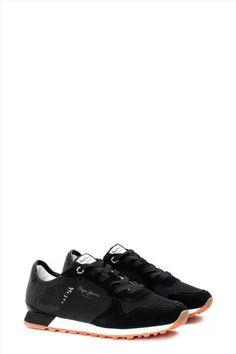 Γυναικεία Casual Shoes PEPE JEANS PLS 30732 999 Pepe Jeans, Casual Shoes, Sneakers Nike, Fashion, Nike Tennis, Moda, Fashion Styles, Fashion Illustrations