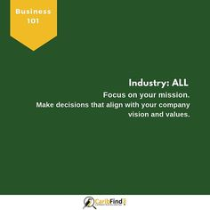 Having a solid grasp of your company's mission statement and objectives is integral to making decisions that benefit your whole enterprise. Making Decisions, Decision Making, Umbrella Cover, Brand Management, Focus On Yourself, Public Relations, Business Tips, Productivity, Caribbean