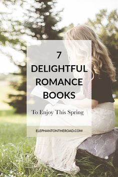7 Delightful Romance Books To Enjoy This Spring. Books to read. Book Club. Elephant on the Road