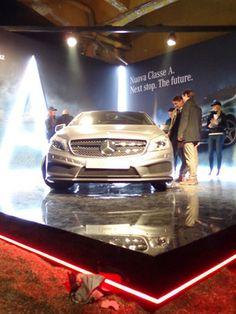 Anteprima Nuova Mercedes Classe A | Fuorisalone 2012 Milano