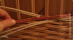 Поделка изделие Плетение Плетение волнами и разочарование года Бумага газетная Трубочки бумажные фото 32