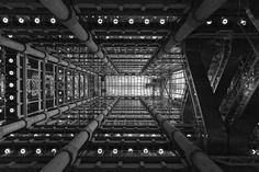 Inside Lloyd's of London by Richard Bank, via 500px