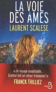 La voie des âmes, Laurent Scalese ~ Le Bouquinovore