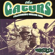 The Gaturs Feat. Willie Tee - Wasted (1994)