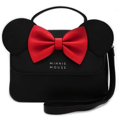 Minnie Mouse Bow Crossbody- Disney