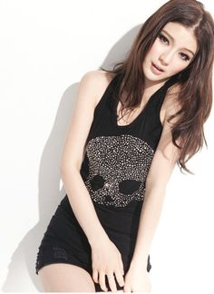 Fancy Skull Shirt #CanadianOnlineShoppingHub #onlineshopping #ContactLenses #cheapmakeup #onlinedeals #shopping #colouredcontacts #deals #cheapshopping #cheapclothing #beauty #makeup #beautyshopping