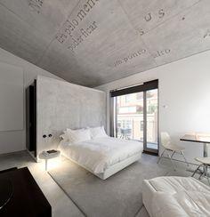 HOTEL: casa do conto | porto, portugal | DESIGN: pedra líquida