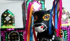 A festa do boi bumbá é muito comemorada na região Norte.