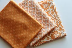 Moda+Honeysweet+Persimmon+Fat+Quarter+bundle++3+by+MaggieAnne,+$7.13