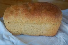 Kamut Flour bread, lots of other great recipes on her site too!