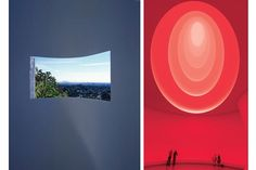 James Turrell's Skyspace Installations