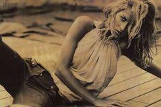 Smoldering Supermodel Photoshoots : Paolo Roversi