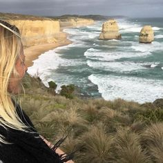 As I come up from the mat today I am thankful for this body that allows me to walk talk waterski & practice yoga. And I'm astounded by the beauty & power of nature- yesterday we toured the great ocean road (here is a pic of some of the 12 Apostles) & today we are playing in the park! Get outside tomorrow... And feel the fresh air in your lungs the wind on your skin & the earth under your feet  by whitmcclintock http://ift.tt/1ijk11S