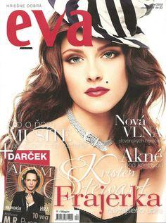 Kristen Stewart  Eva Magazine (Slovakian)  April 2010