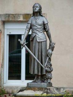 La Pucelle Joan of Arc - Domrémy-la-Pucelle