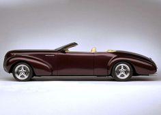 2001 Buick Blackhawk Concept