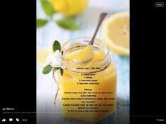 Slimming world lemon curd