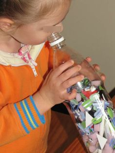 Irresistible Ideas for play based learning » Blog Archive » I spy bottle