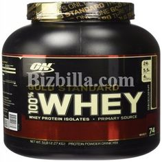 Find sport supplements and pharmacyOptimum Nutrition Gold Standard 100% Whey 5lbs sell offers details | BizBilla.com
