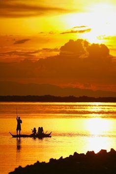 Cebu, Philippines #sunset