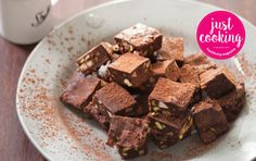 As cooked by Justine Drake on Just Cooking Season Nut Bar, Recipe Search, Just Cooking, Tray Bakes, Baking Recipes, Delicious Desserts, Sweet Tooth, Sweet Treats, Sweets