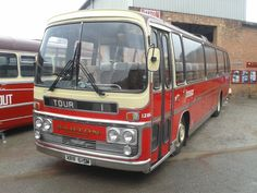 Nottingham Area Bus Society (NABS) bus rally held on July 2015 Bus Coach, Commercial Vehicle, Nottingham, Coaches, Buses, Rally, Hold On, Transportation, Nostalgia