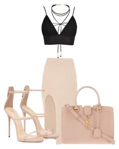 """Unbenannt #332"" by lailabalic ❤ liked on Polyvore featuring Maurie & Eve, Yves Saint Laurent and Miss Selfridge"