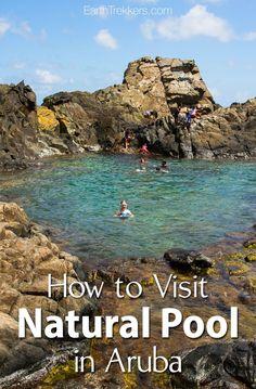 Arikok National Park in Aruba: How to visit Natural Pool and Daimari Beach